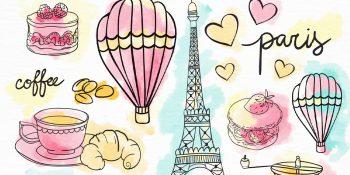 150 популярных французских существительных с озвучкой