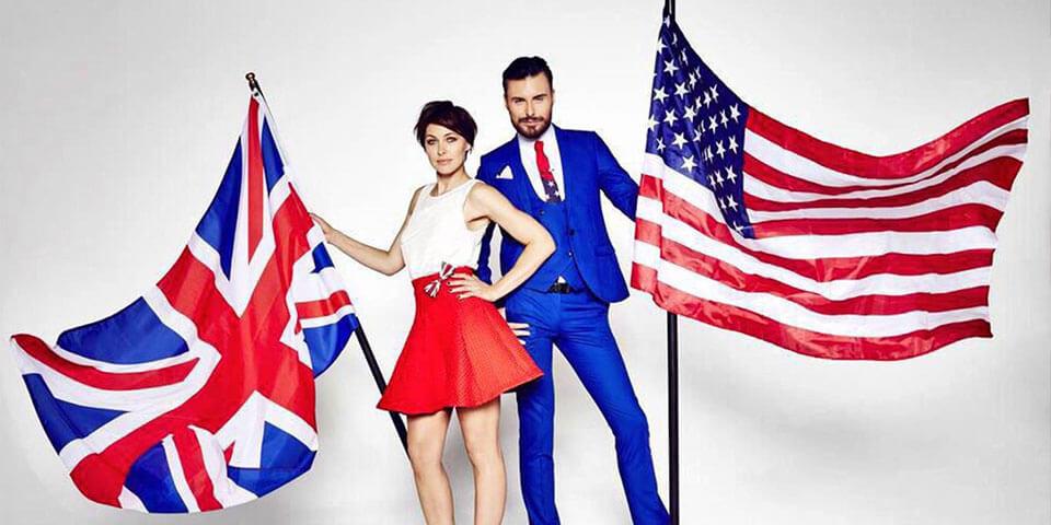 британский и американский английский