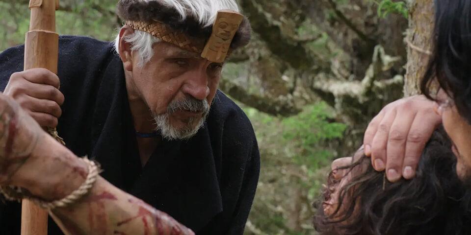 канадский фильм на редком языке, язык хайда