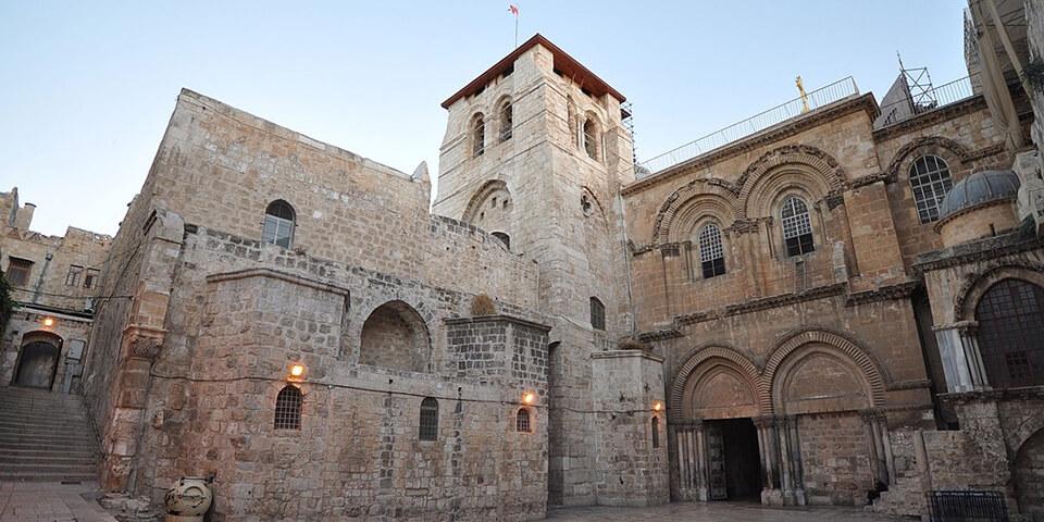 святые места в Израиле