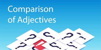 Тест: степени сравнения английских прилагательных