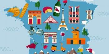 Где говорят по-французски: список стран