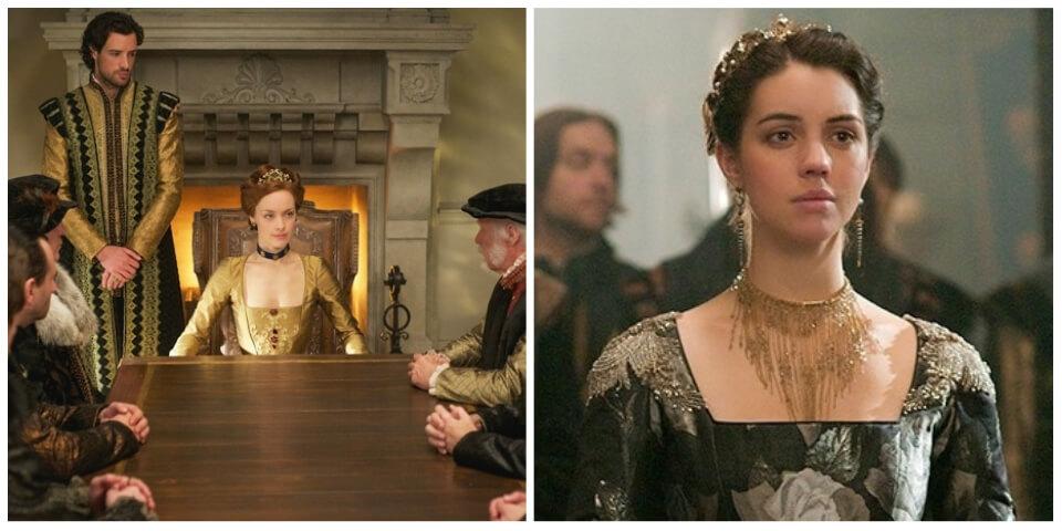 Елизавета первая: история королевы