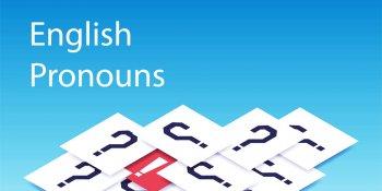 тест на знание английских местоимений