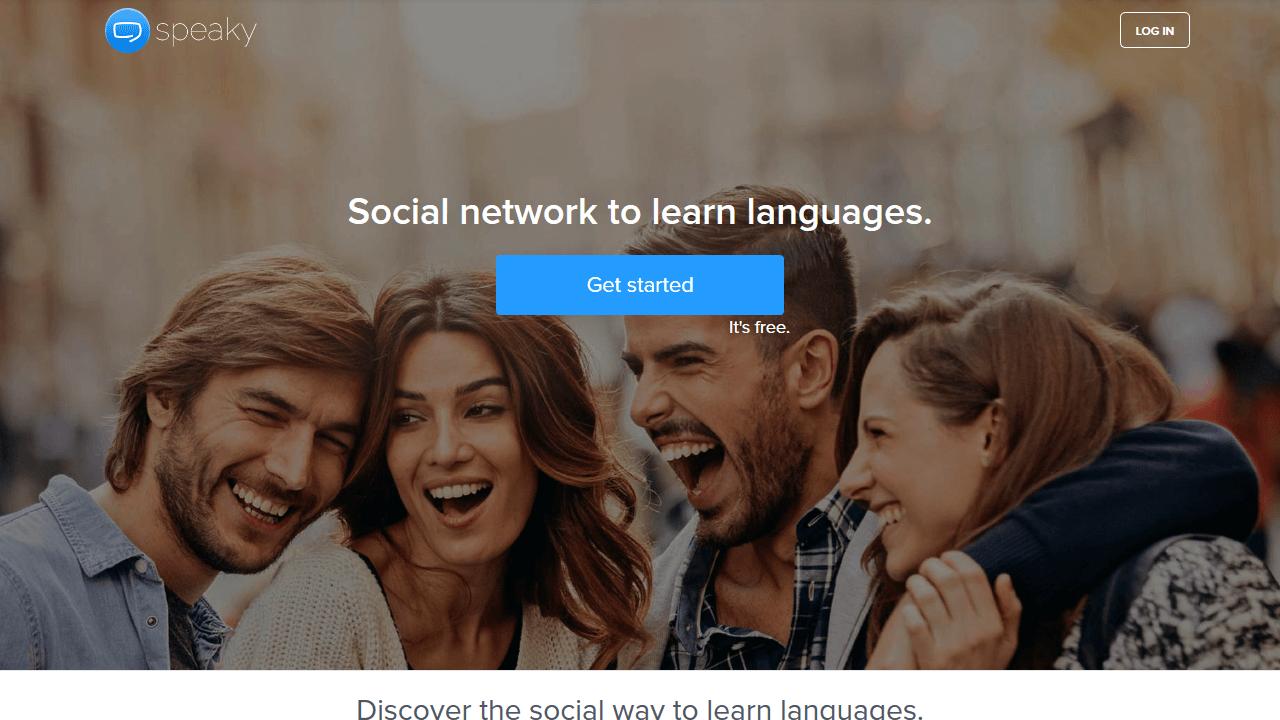 speaky.com