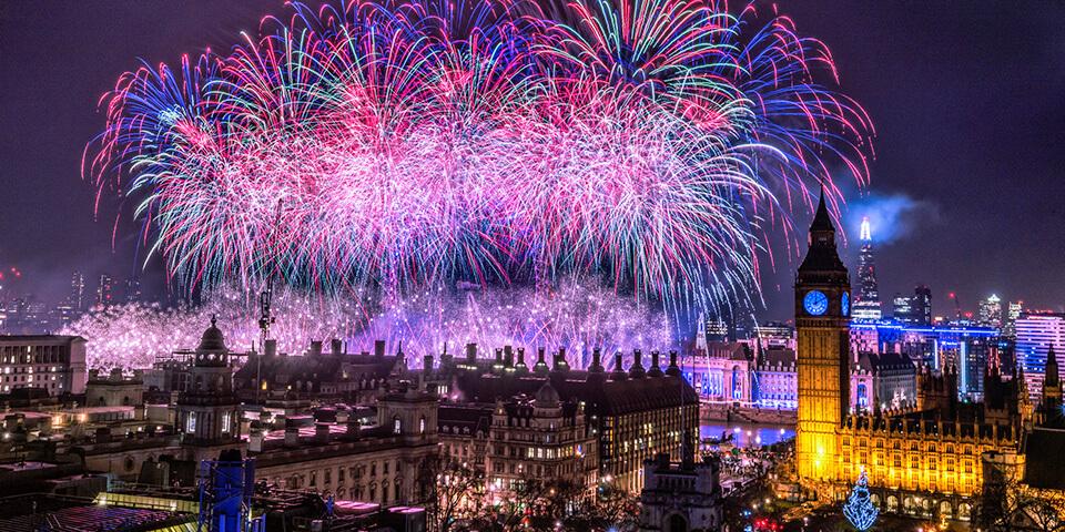 традиционные праздники Великобритании