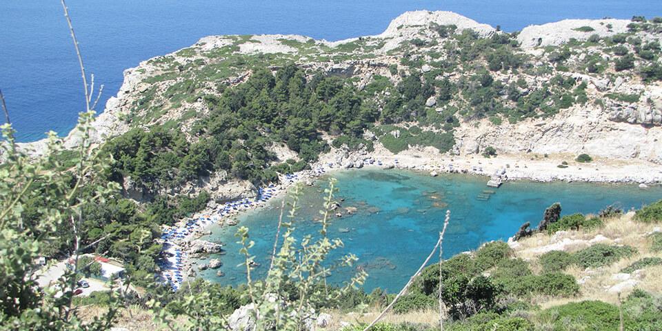 лучшие курорты Греции