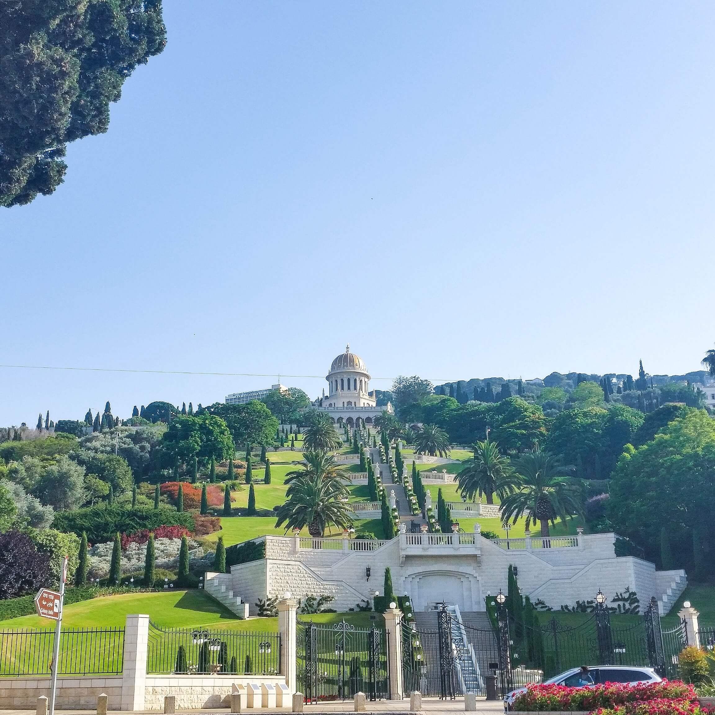 Хайфа, Израиль, лето, отпуск, каникулы, отдых