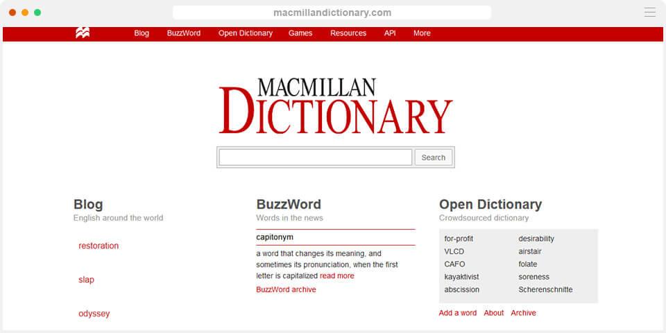словарь, изучение языков
