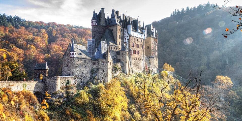 средневековые замки