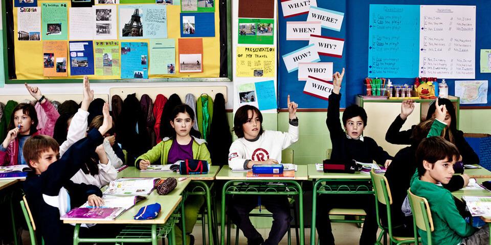 школы разных стран