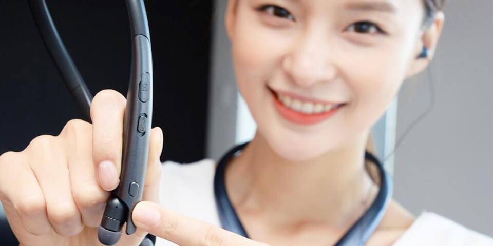 устройство для перевода Tone от LG