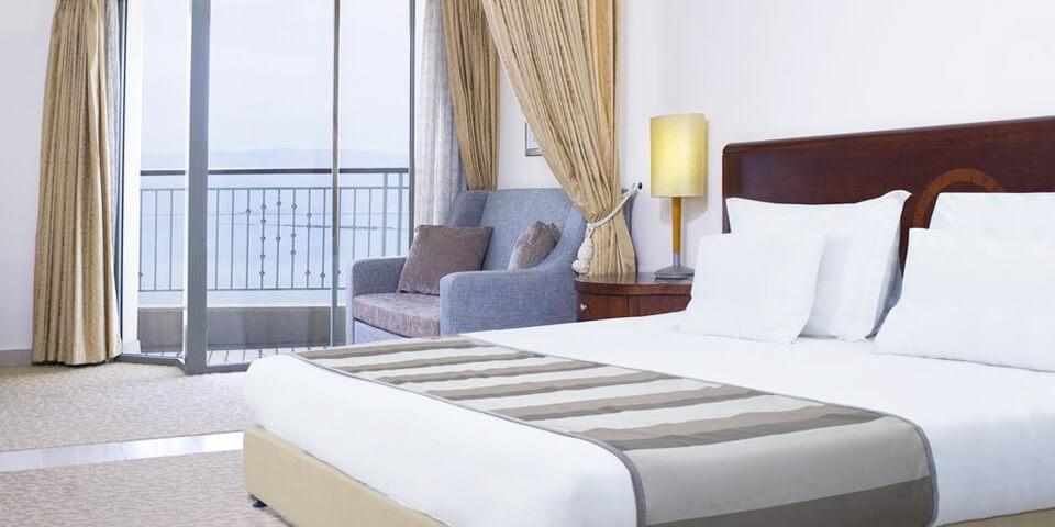 Где остановиться на Мертвом море: 10 лучших гостиниц
