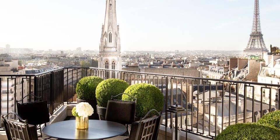 Где остановиться в Париже: ТОП-10 гостиниц