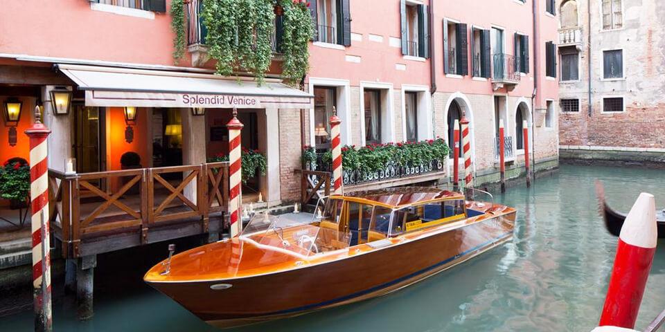 отели венеции, топ отелей венеции
